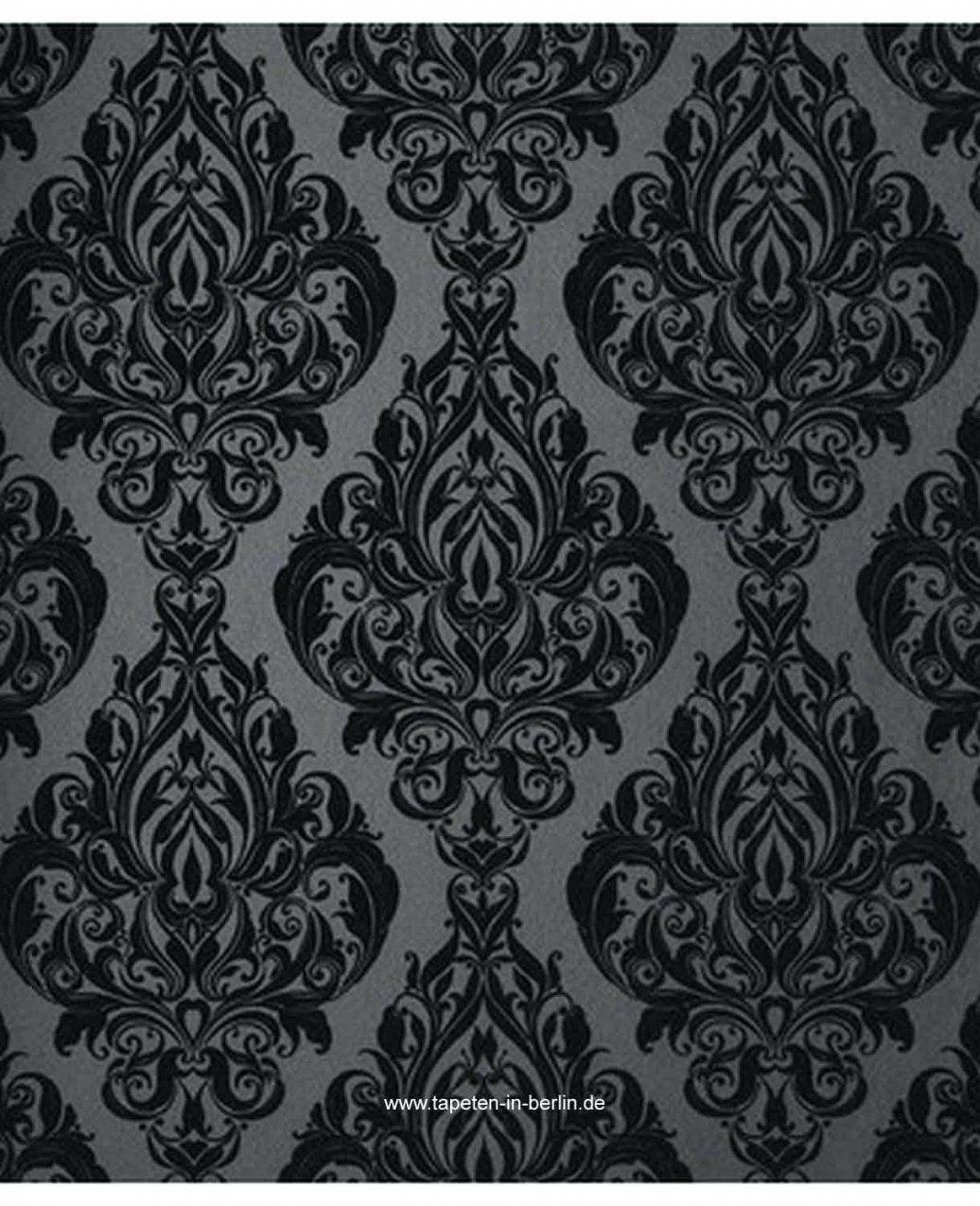 Mustertapete Schwarz 3459 Architektur Tapete Kirche Kathedrale Bagen von Schwarze Tapete Mit Muster Bild