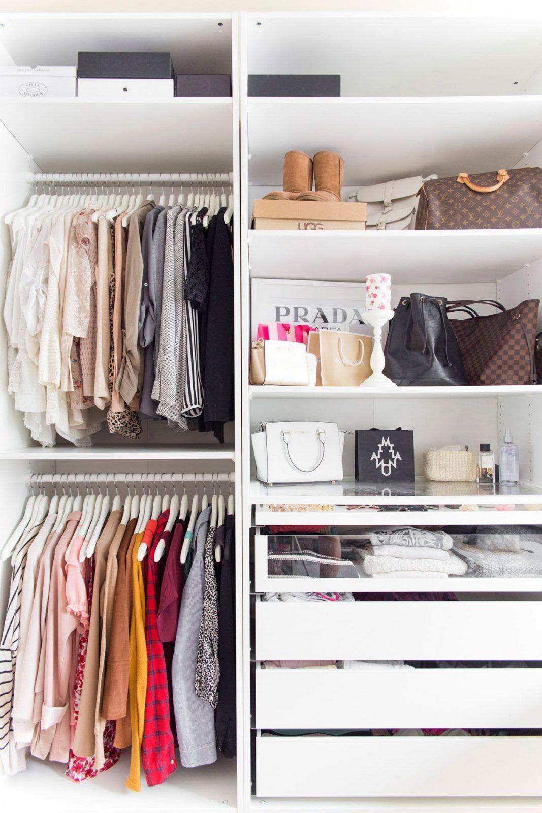 My Customized Wardrobe • Pax System  Cathy Couture von Pax System Ohne Türen Bild