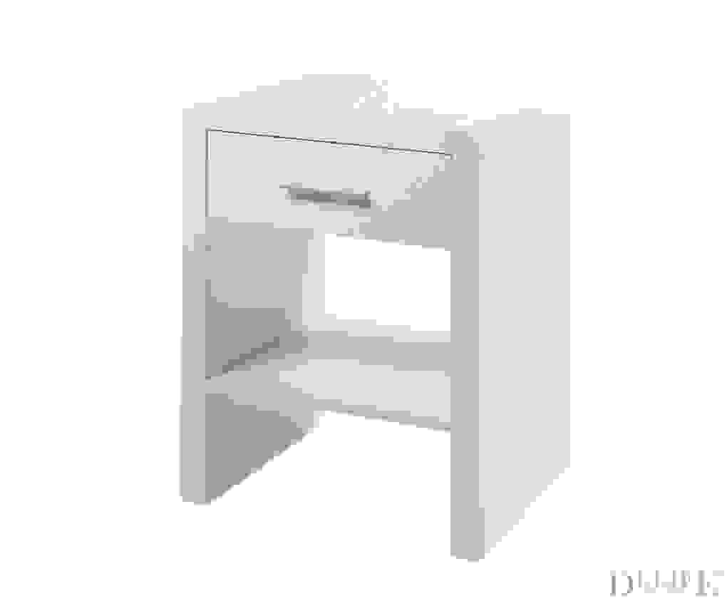 Nachttisch Wei Rund Latest The With Nachttisch Wei Rund Lackiert von Nachttisch Weiß Hochglanz Ikea Photo