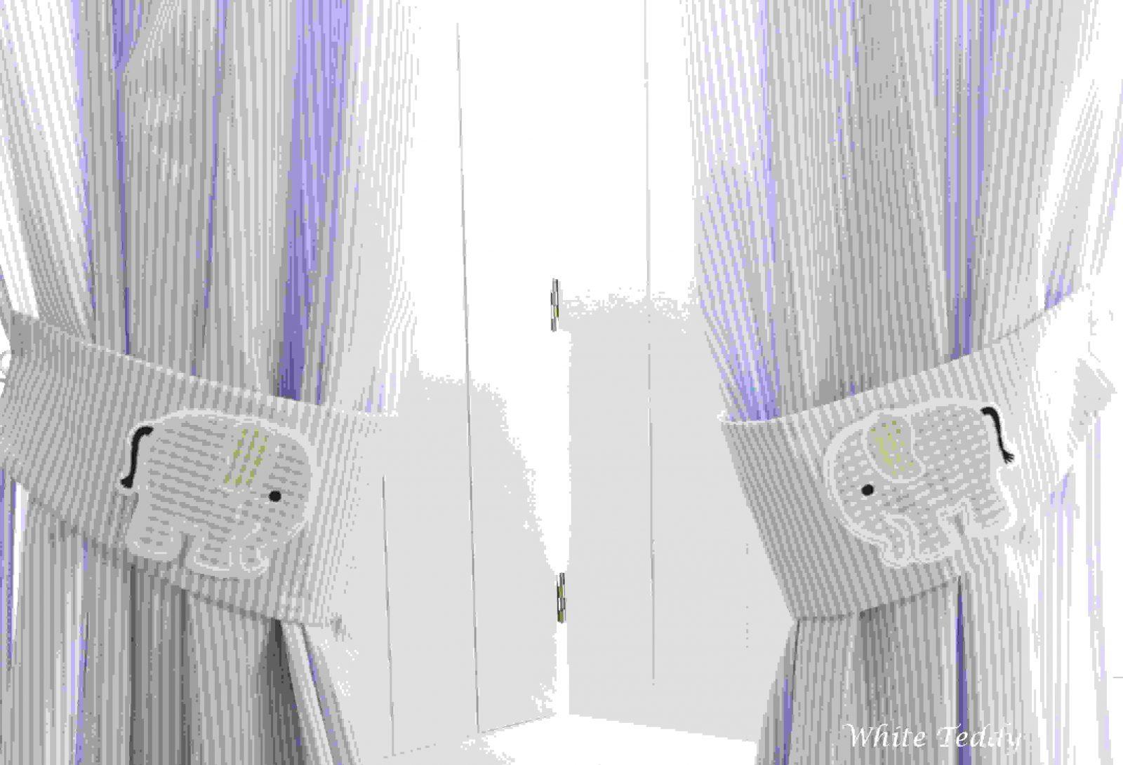 Nähglück Tipps Und Anleitung Für Vorhang Nähen  Diy  Zenideen von Gardinen Schlaufen Nähen Bild