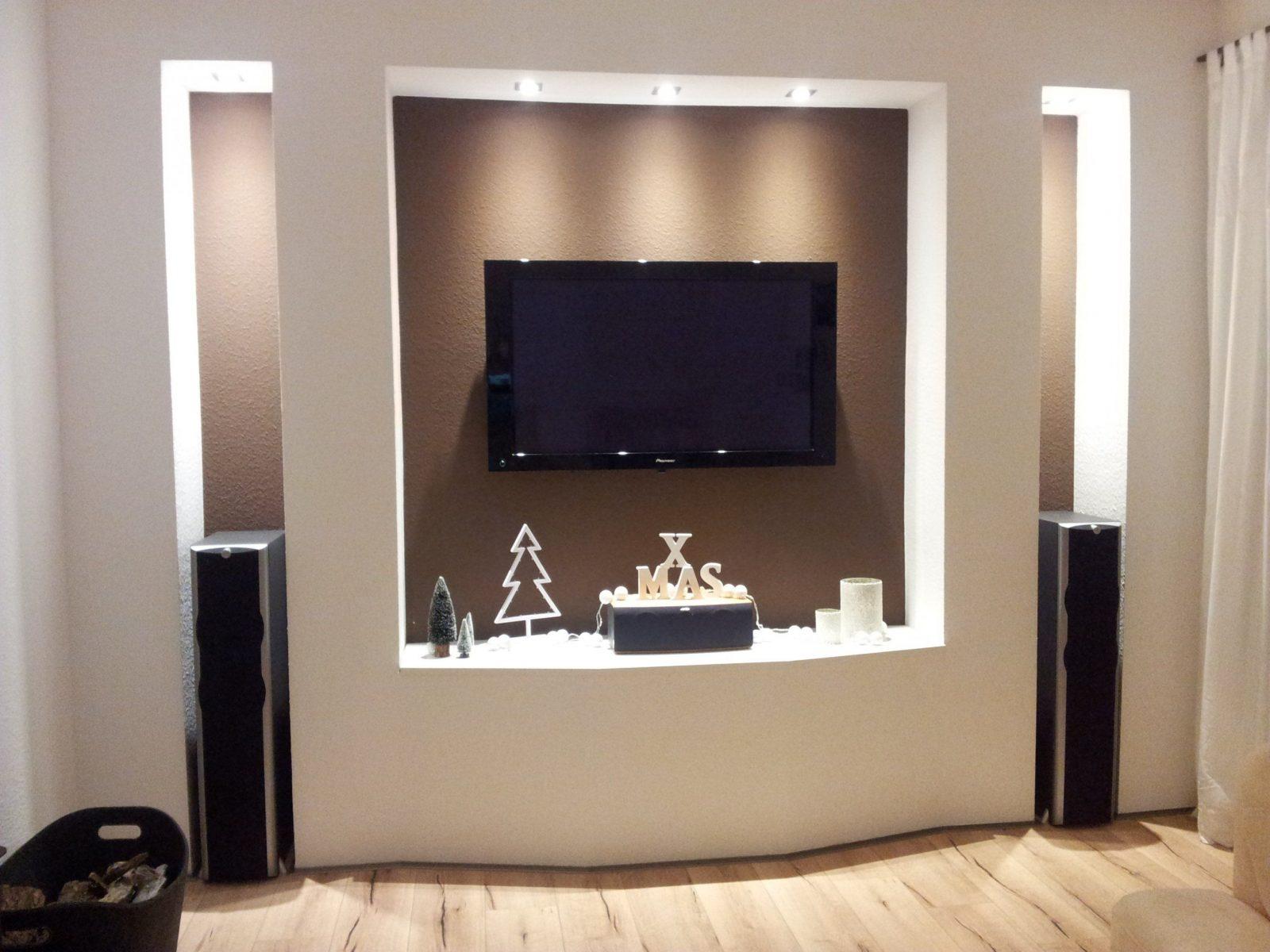 Nauhuricom Tv Wand Selber Bauen Rigips Neuesten Design Tv Wand von Tv Wand Selber Bauen Rigips Photo