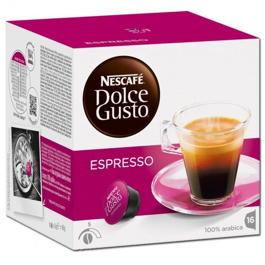 Nescafé Dolce Gusto Espresso  16 Kaffeekapseln  Real von Real Dolce Gusto Angebot Bild