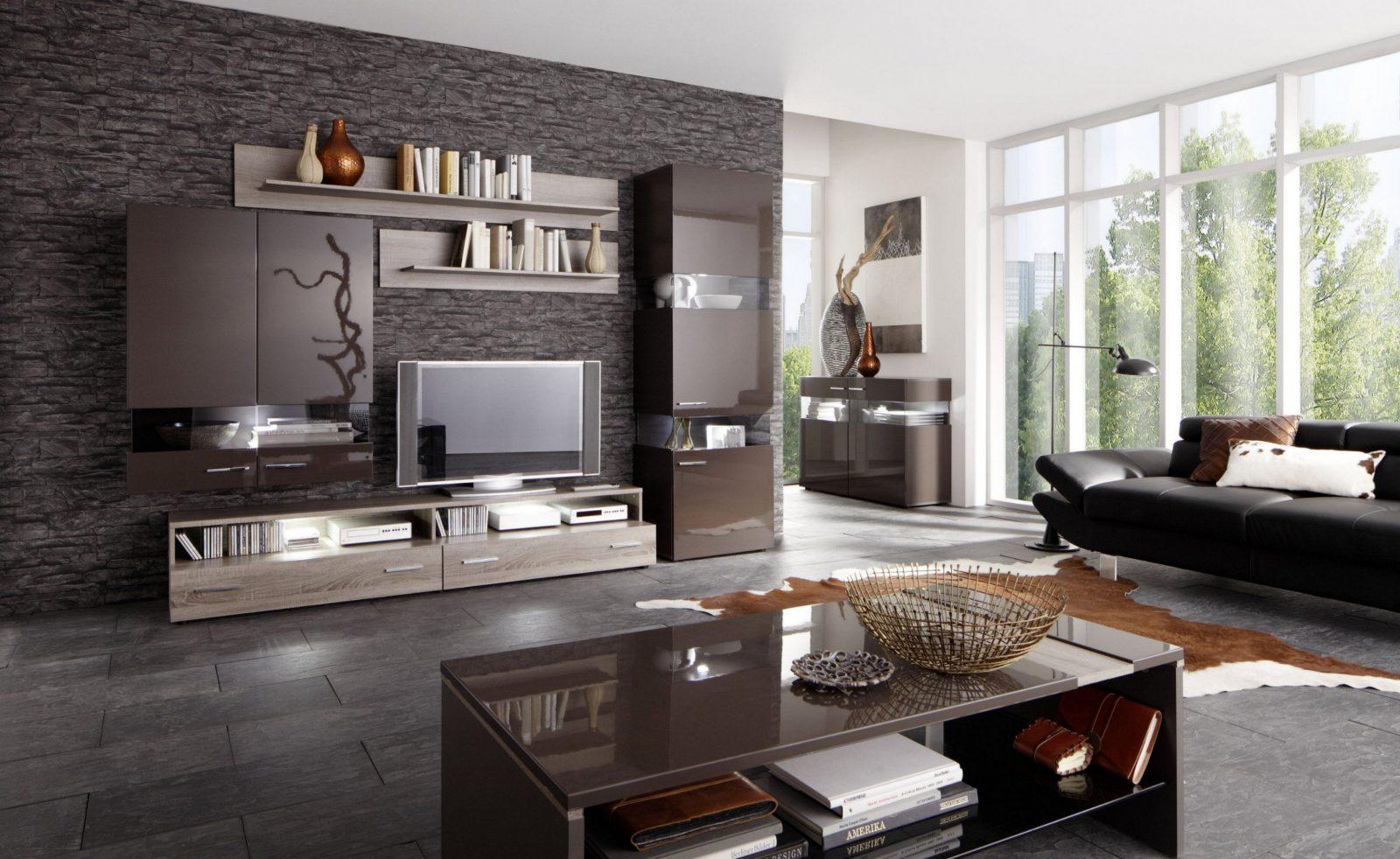 Nett Tapeten Wohnzimmer Ideen Zum Dekorieren Schlafzimmer Dekoration von Tapeten Ideen Für Wohnzimmer Bild
