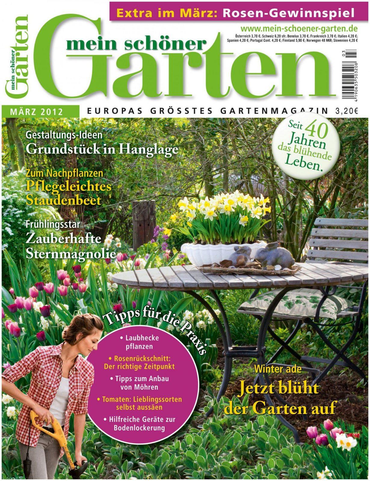 Neu Abo Mein Schöner Garten Fotos Von Garten Dekoratives 275250 von Mein Schöner Garten Geschenkabo Photo