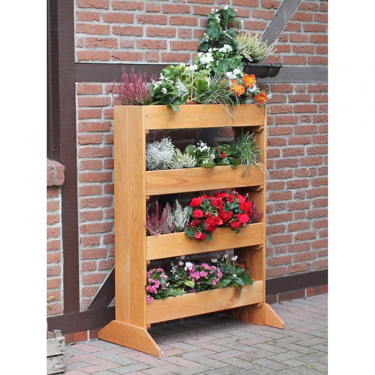 Neu Blumenregal Selber Bauen Design von Blumenständer Holz Selber Bauen Bild