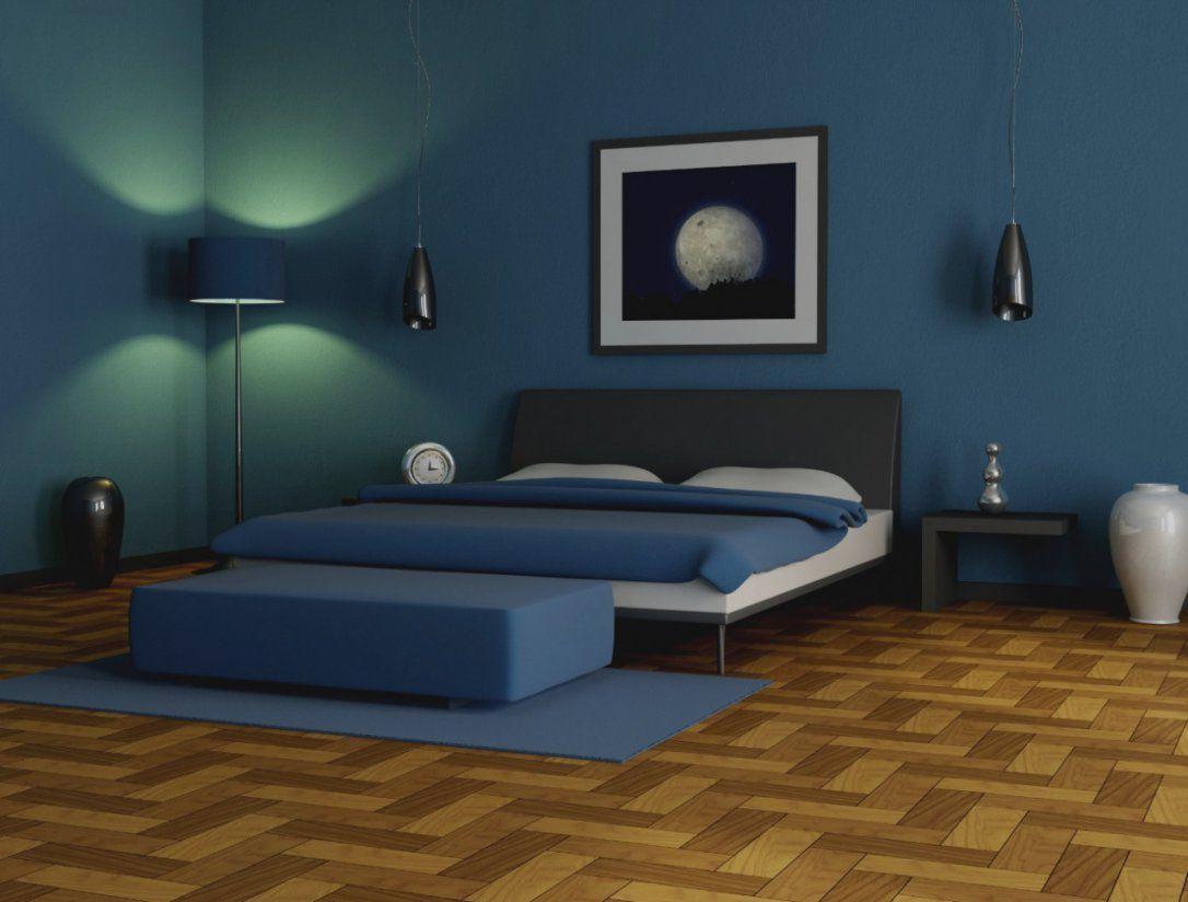 Neu Von Erstaunlich Blaues Schlafzimmer Tipps Wandfarbe Im von Wandfarbe Schlafzimmer Feng Shui Bild