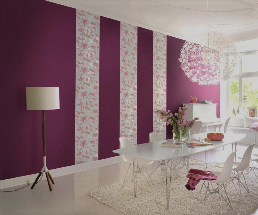 Neu Wand Gestalten Wandgestaltung Flur Viele Formen Und Farben Felty von Wand Mit Farbe Gestalten Photo