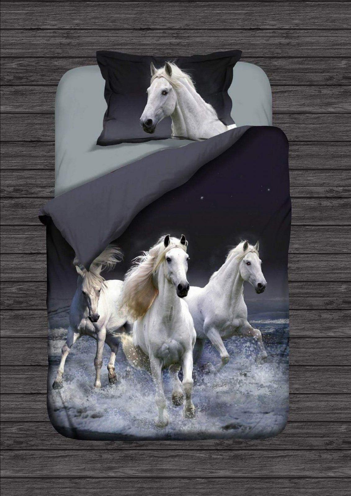 Neue Fotodruck Bettwäsche Ist Eingetroffen Neue Pferde Und Andere von Bettwäsche Pferde Fotodruck Photo