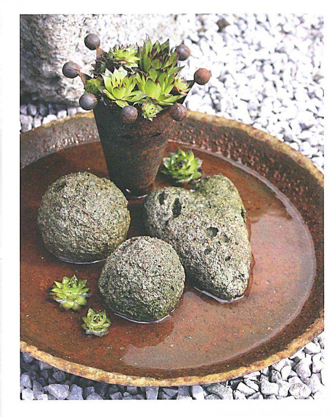 Neue Gartendeko Aus Beton Selbstgemacht Weltbildausgabe Portofrei von Gartendeko Aus Beton Selbstgemacht Bild
