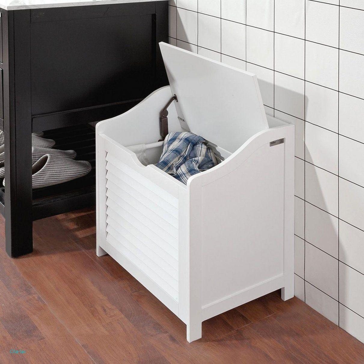 Neueste Frische Badezimmerschrank Mit Integriertem Wäschekorb von Badschrank Mit Integriertem Wäschekorb Photo