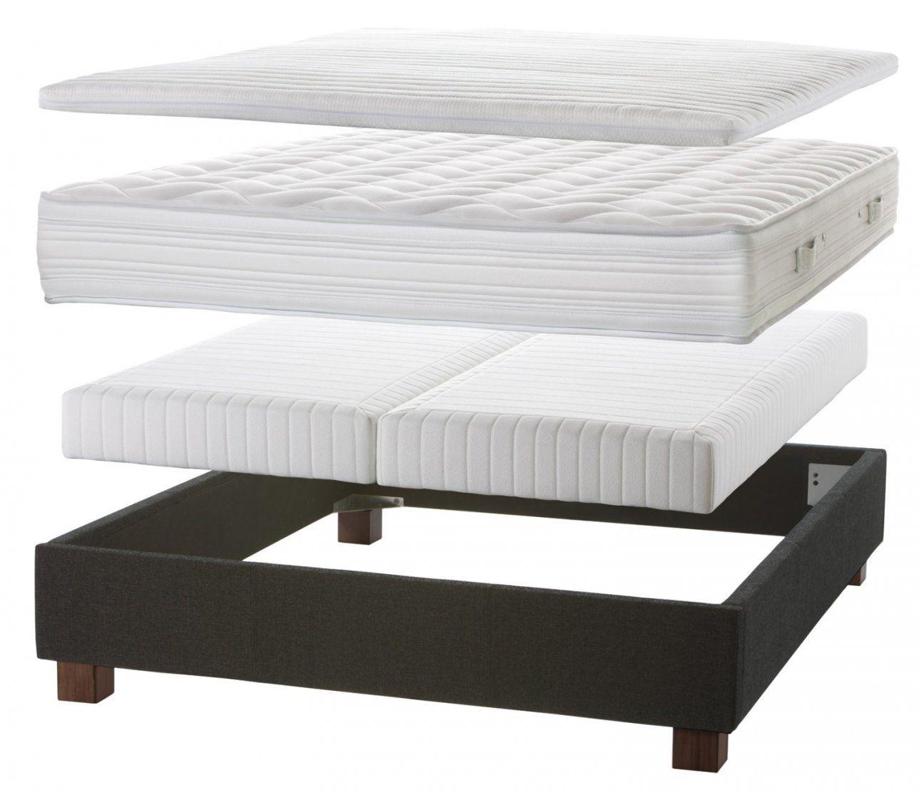 Neueste Futonbett0X200 Weis Bett Mit Matratze Und Lattenrost von Boxspringbett Ohne Kopfteil 140X200 Photo