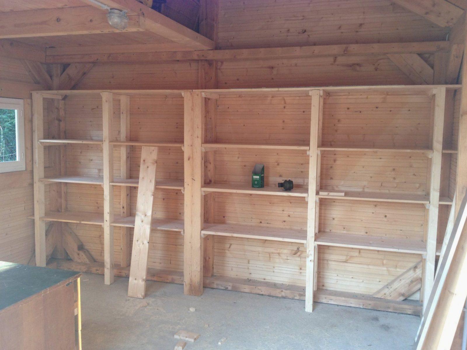 Neueste Haus Tipps Über Holzregal Keller Selber Bauen  Yarel von Holzregal Keller Selber Bauen Photo