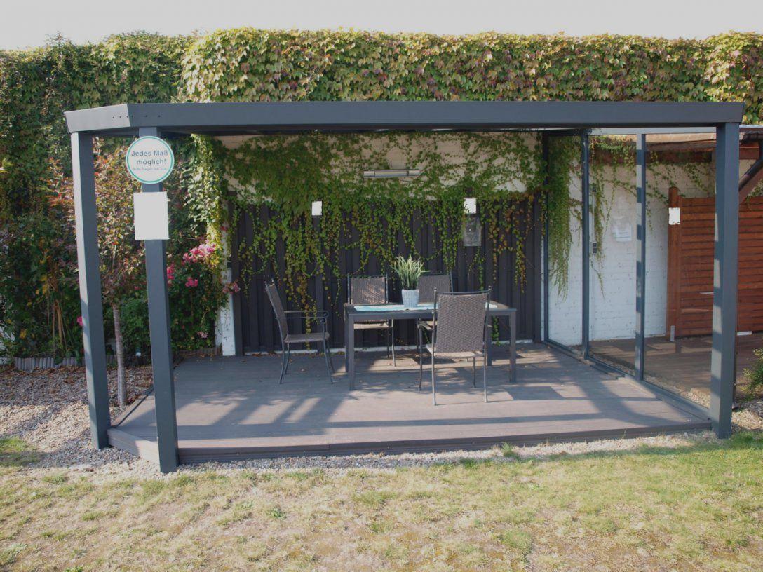 Neuesten Freistehend Bausatz Aus Aluminium  Euchromatin von Alu Terrassenüberdachung Bausatz Freistehend Bild