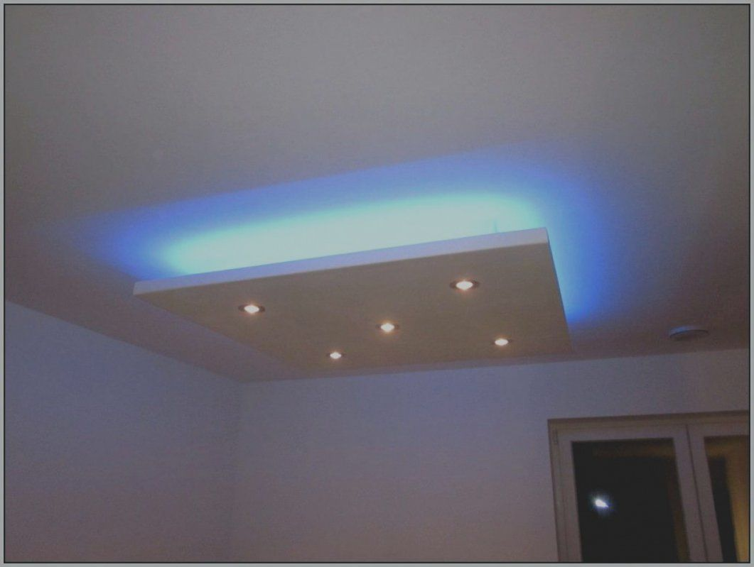 indirekte beleuchtung led decke selber bauen haus design ideen. Black Bedroom Furniture Sets. Home Design Ideas