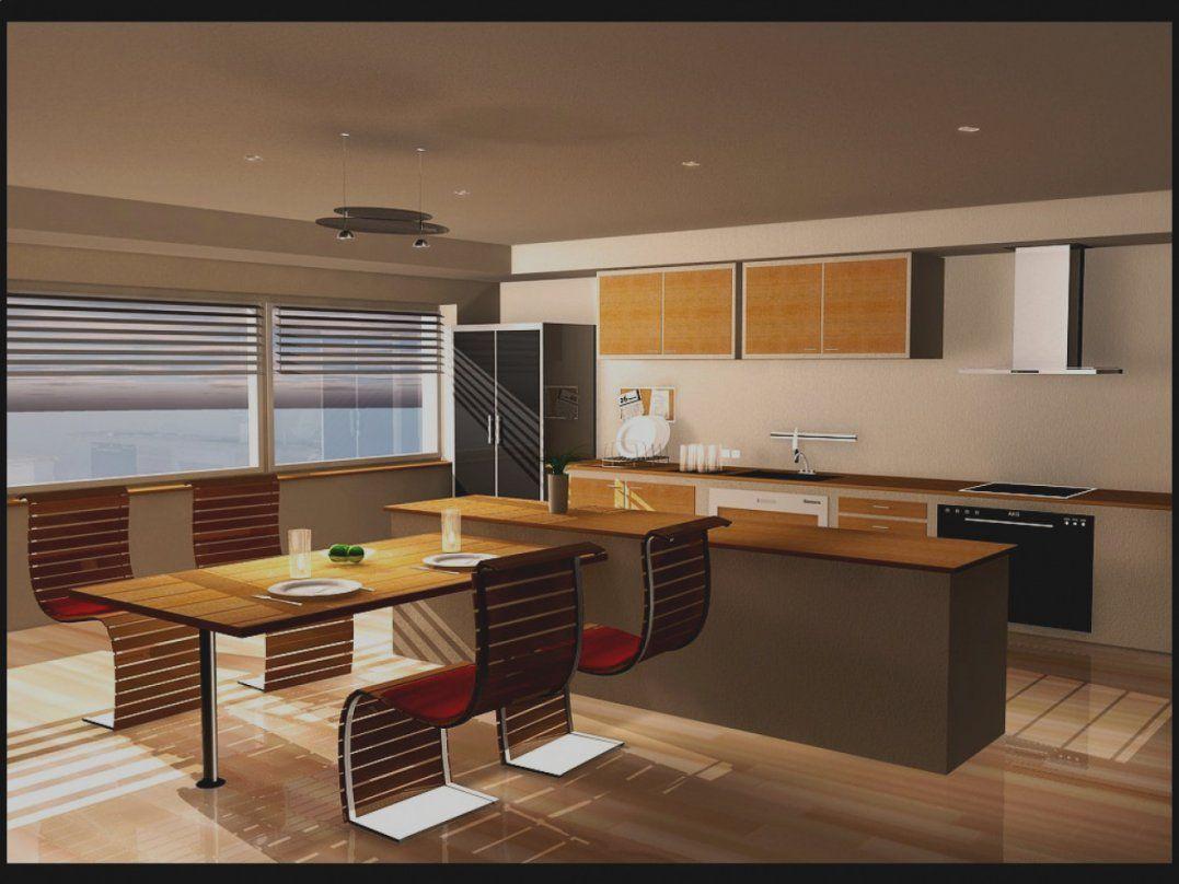 Neuesten Kochinsel Mit Tisch Integriertem Esstisch Best Of Grundriss von Küche Mit Integriertem Tisch Bild