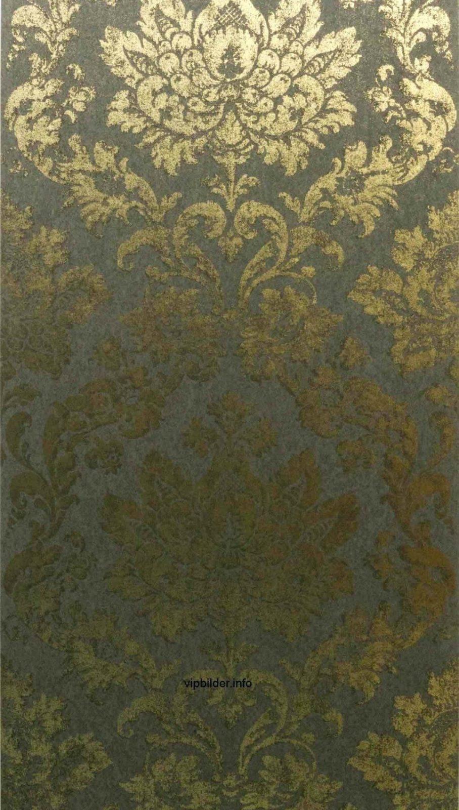 New Barock Tapeten Neo Tapete Gold Metallic Online Kaufen Weiss von Barock Tapete Weiß Gold Bild