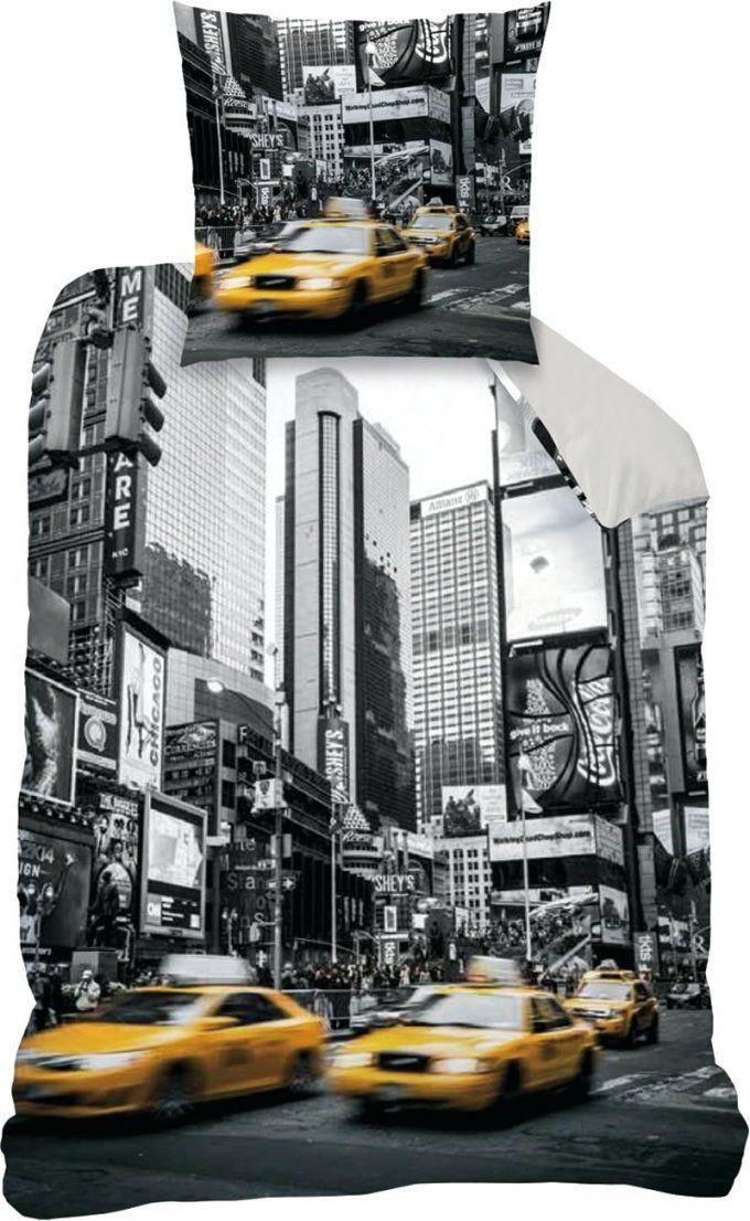 New York Bettwasche City Bed Linen 155×220 Biber von Minions Biber Bettwäsche Bild