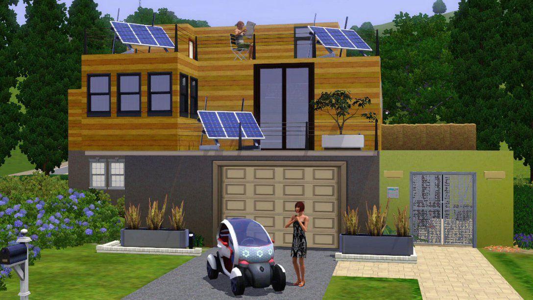 News Und Events  Community  Die Sims 3 von Sims 3 Haus Bauen Schritt Für Schritt Bild