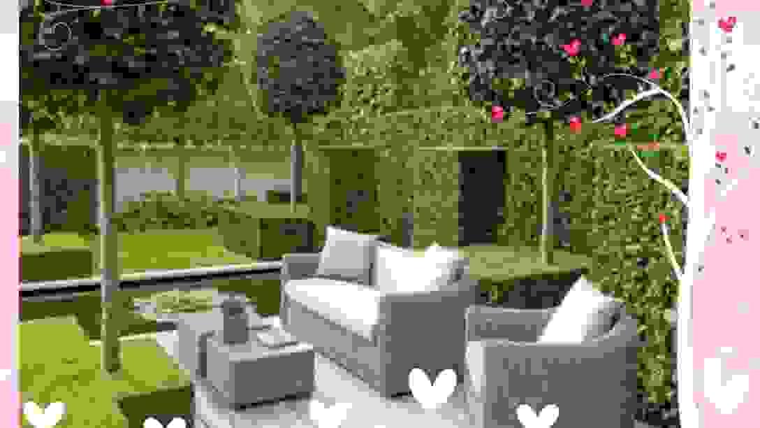 Nizza Gartengestaltung Kleine Grten Beispiele Ansicht Vorhang Es Von von Ideen Für Kleine Reihenhausgärten Photo