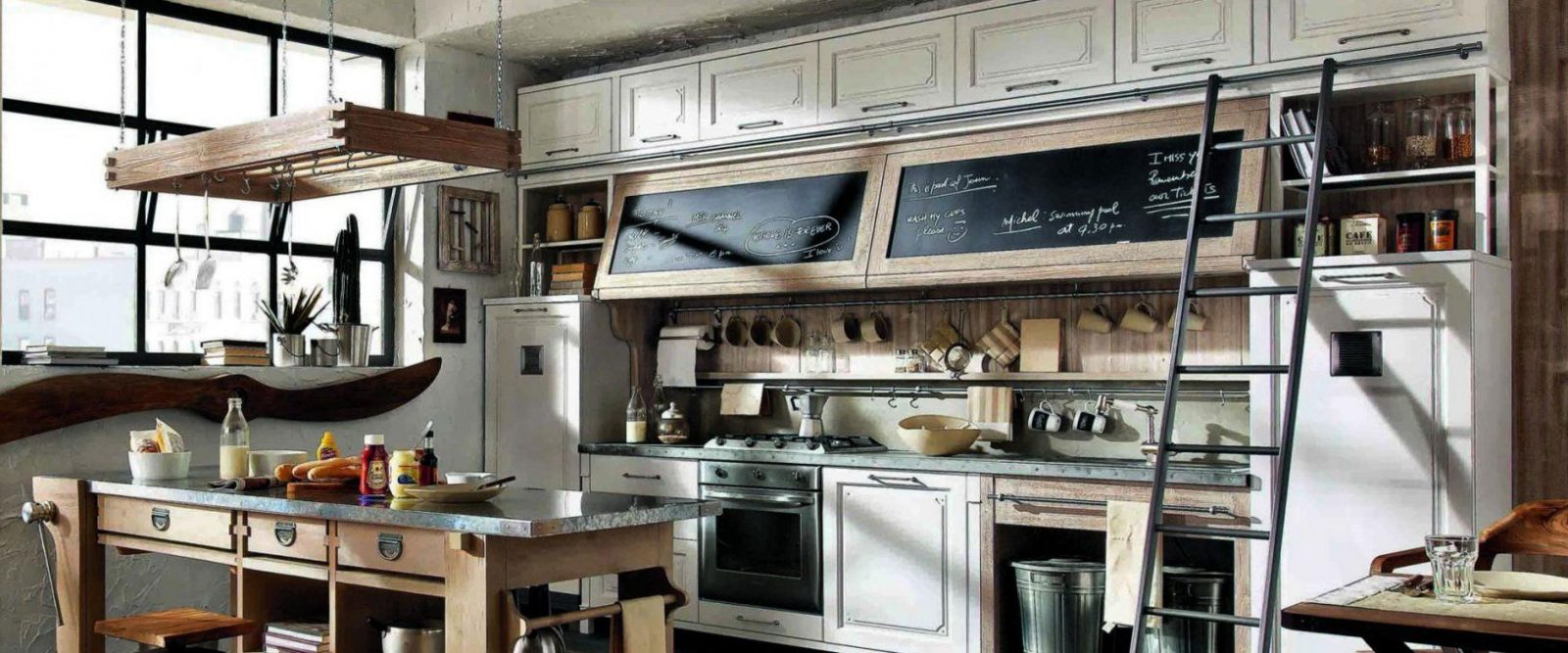 Nolita – Küchen Für Anspruchsvolle Küchen Von Marchi  Blog von Küchen Im Vintage Stil Photo