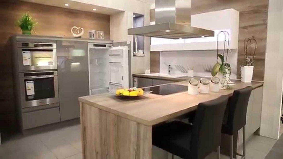 Nolte Küchen Mit Kochinsel Und Theke  Creadev von Nolte Küchen Mit Kochinsel Und Theke Bild