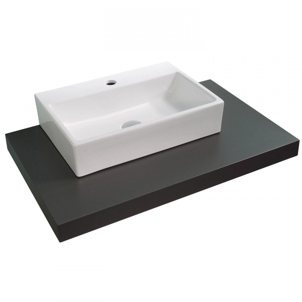 Obi Aufsatzwaschbecken Tamega 52 Cm Eckig Weiß Kaufen Bei Obi von Obi Waschtisch Mit Unterschrank Photo