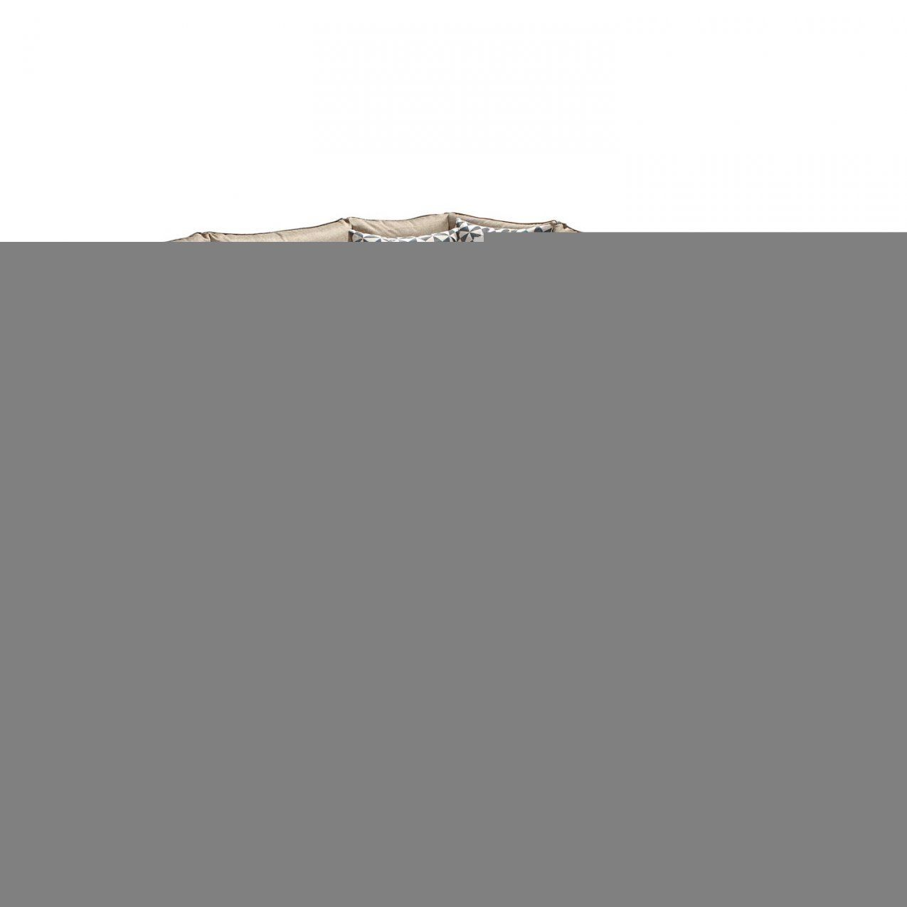 Obi Loungegruppe Brogan 5Tlg Ash Mit Quadratischem Tisch Kaufen von Tisch Selber Bauen Obi Bild