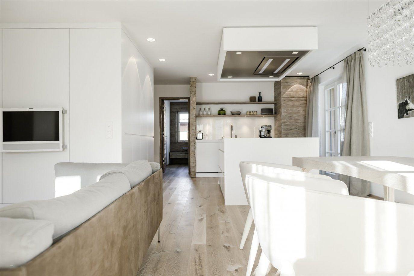 Offene Küche Wohnzimmer Abtrennen Atemberaubend Wohnzimmer Mit Küche Von Offene  Küche Wohnzimmer Abtrennen Bild
