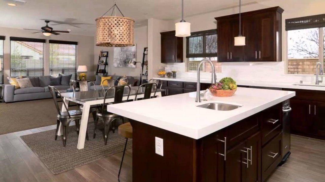Offene Küche Wohnzimmer  Youtube von Moderne Wohnzimmer Mit Offener Küche Photo