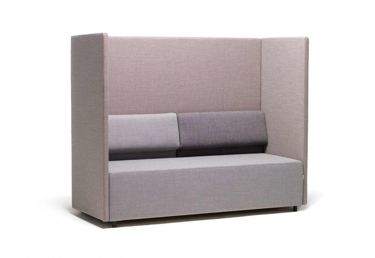 One Sofa Mit Hoher Lehne Von David Design  Stylepark von Sofa Mit Hoher Lehne Bild