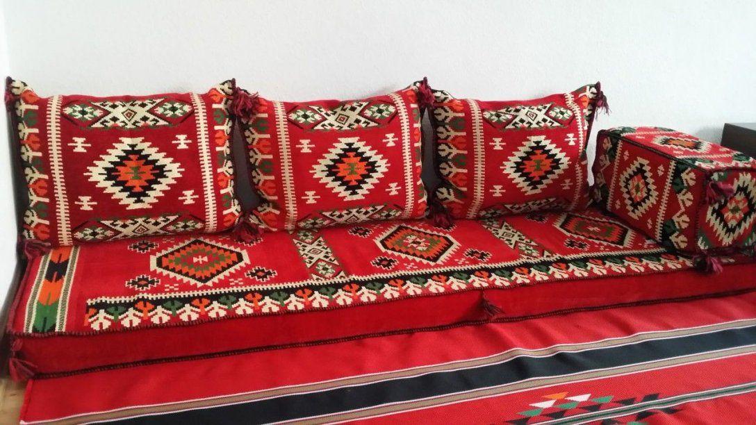 Orient Sitzgruppesitzkissen Orientalischorientalische Sitzkissen von Orientalische Sitzecke Selber Bauen Bild