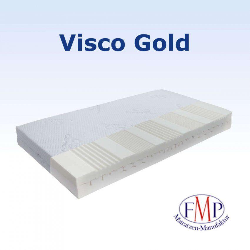 Orthopädische 7 Zonen Viscomatratze Viscogold Premium von Orthopädische Matratzen Testsieger Photo