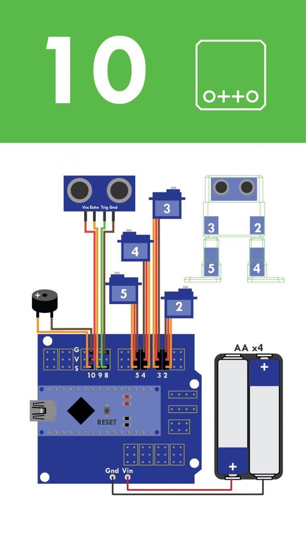 Otto Diy Build Your Own Robot In One Hour  Hacksterio von Otto Office Aktionscode 2016 Bild