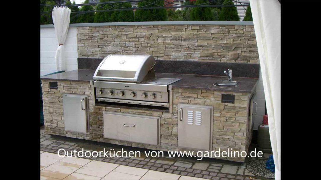 Außenküche Selber Bauen Testsieger : Outdoorküche bau beispiele und fertige außenküchen youtube von