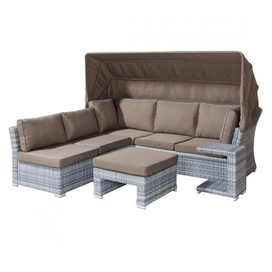 Outdoorloungemöbel  Garten & Freizeit von Lounge Sofa Mit Dach Photo