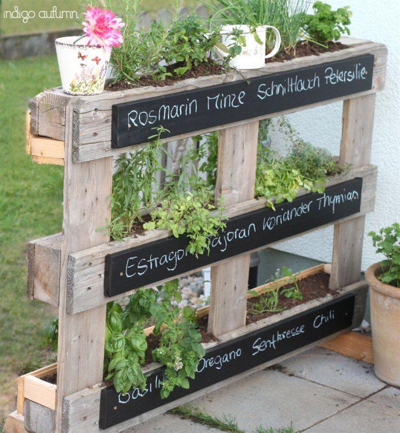 Paletten Ideen Garten  Swalif von Paletten Ideen Für Den Garten Bild