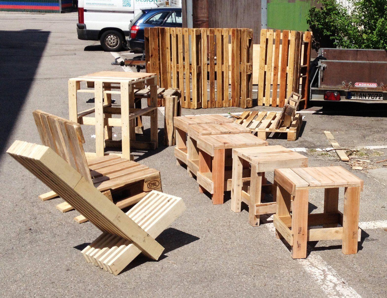Palettenmöbel Bauen  Werkbox3 von Sessel Aus Europaletten Bauen Bild