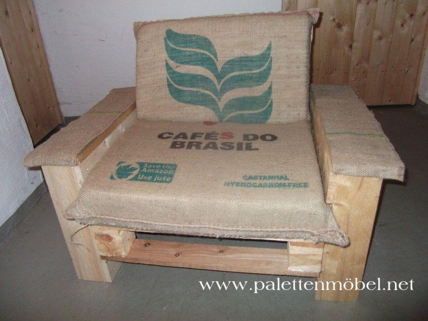 Palettensessel – Sessel Aus 4 Einwegpaletten Selber Bauen von Sessel Aus Europaletten Bauen Photo