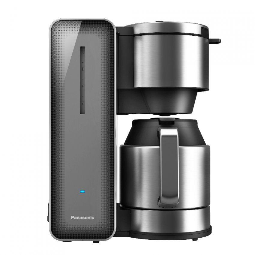 Panasonic Nczf1 Filterkaffeemaschine Kaffeemaschine Edelstahl von Braun Kaffeemaschine Mit Thermoskanne Bild