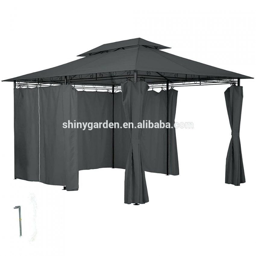 Pavillon 3X4M Luxury Garden Pavilion Party Tent Event Gazebo von Pavillon Dach 3X4 Wasserdicht Bild