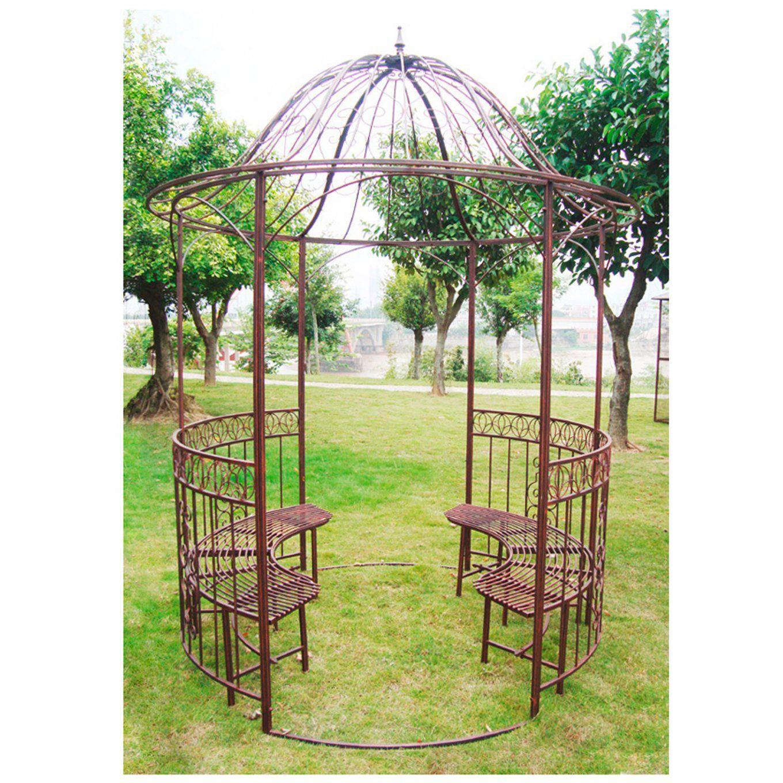 88+ Romantik Pavillon Metall - Exklusive Gartenpavillons Aus Eisen ...