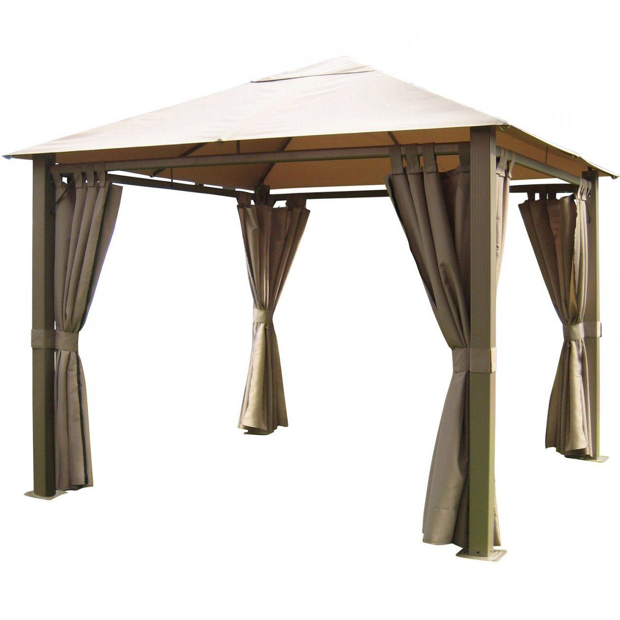 Pavillon Online Kaufen Bei Obi von Pavillon 3X3 Wasserdicht Bauhaus Bild