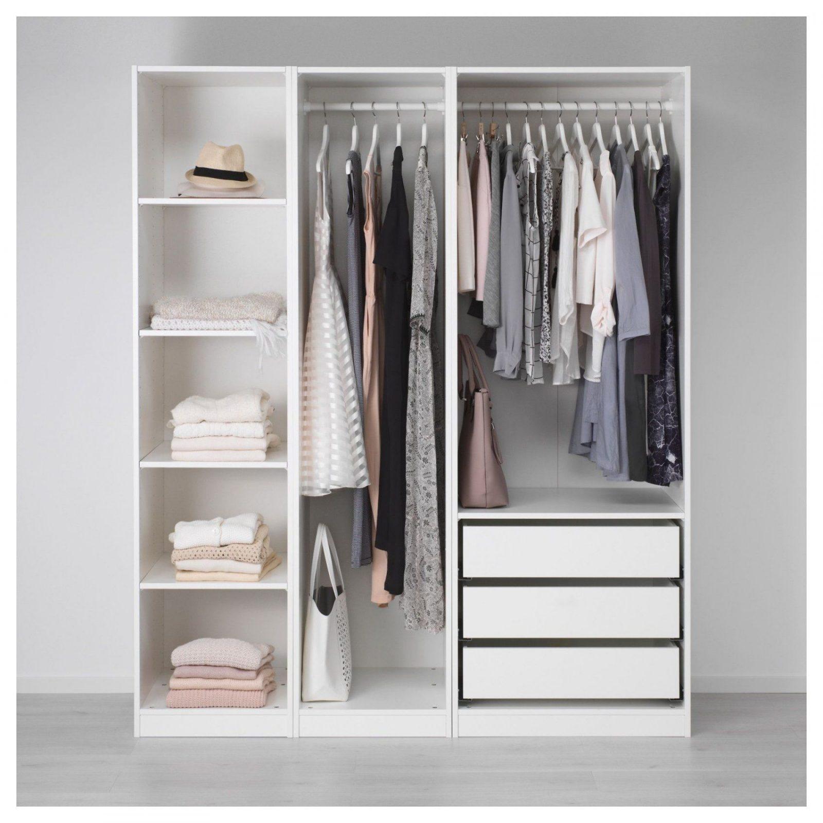 Pax Kleiderschrank Weiß  Kleiderschränke Schränkchen Und Schlafzimmer von Ikea Pax Schrank Angebot Bild