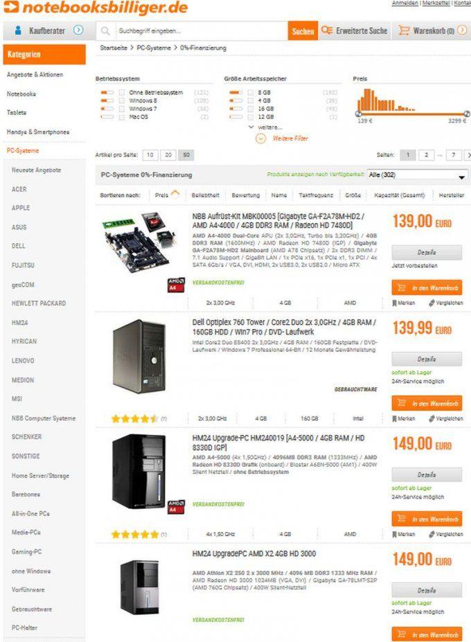 pc auf raten kaufen so klappt 39 s mit der ratenzahlung von. Black Bedroom Furniture Sets. Home Design Ideas