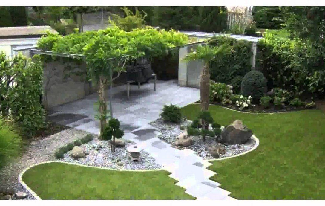 Peaceful Design Kleiner Garten Gestalten  Home Design Ideas von Kleine Gärten Gestalten Ohne Rasen Bild