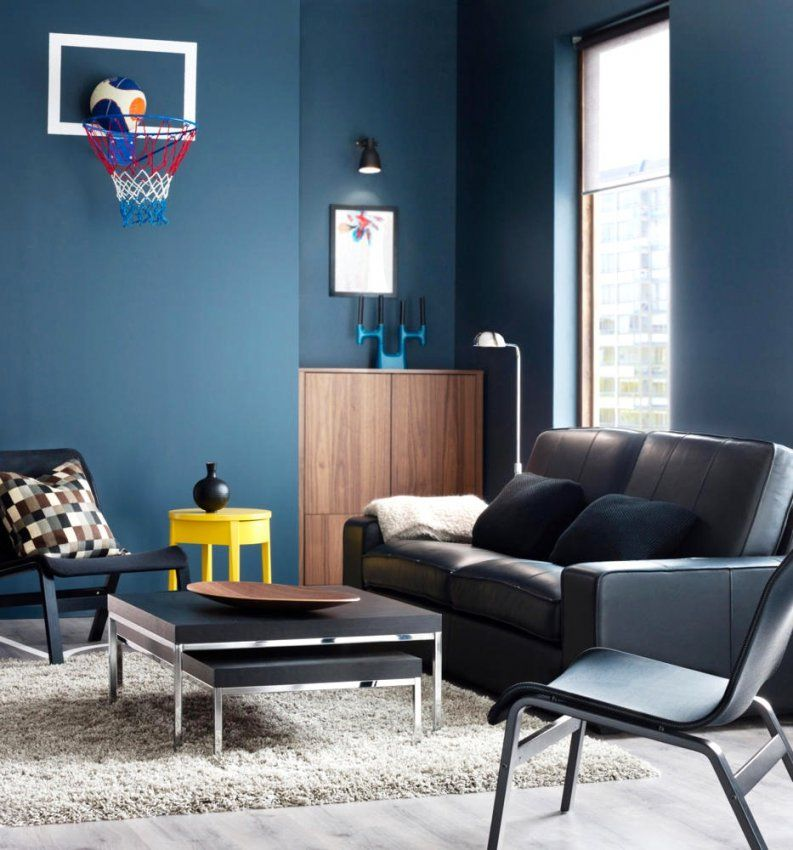 ... Peaceful Design Wandfarbe Wohnzimmer Grau Graue Couch Graues Sofa Von  Graues Sofa Welche Wandfarbe Bild ...