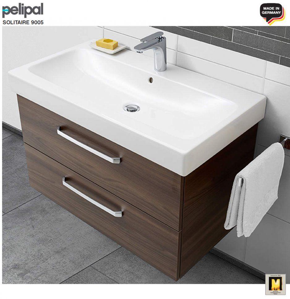 Pelipal Solitaire 9005 Waschtischset 90 Cm Mit Keramag Icon Keramik von Keramik Waschtisch Mit Unterschrank 90 Cm Photo