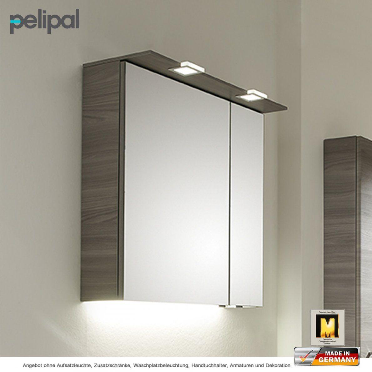 Pelipal Solitaire 9015 Spiegelschrank 70 Cm Mit Ledbeleuchtung Im von Spiegelschränke Mit Led Beleuchtung Photo