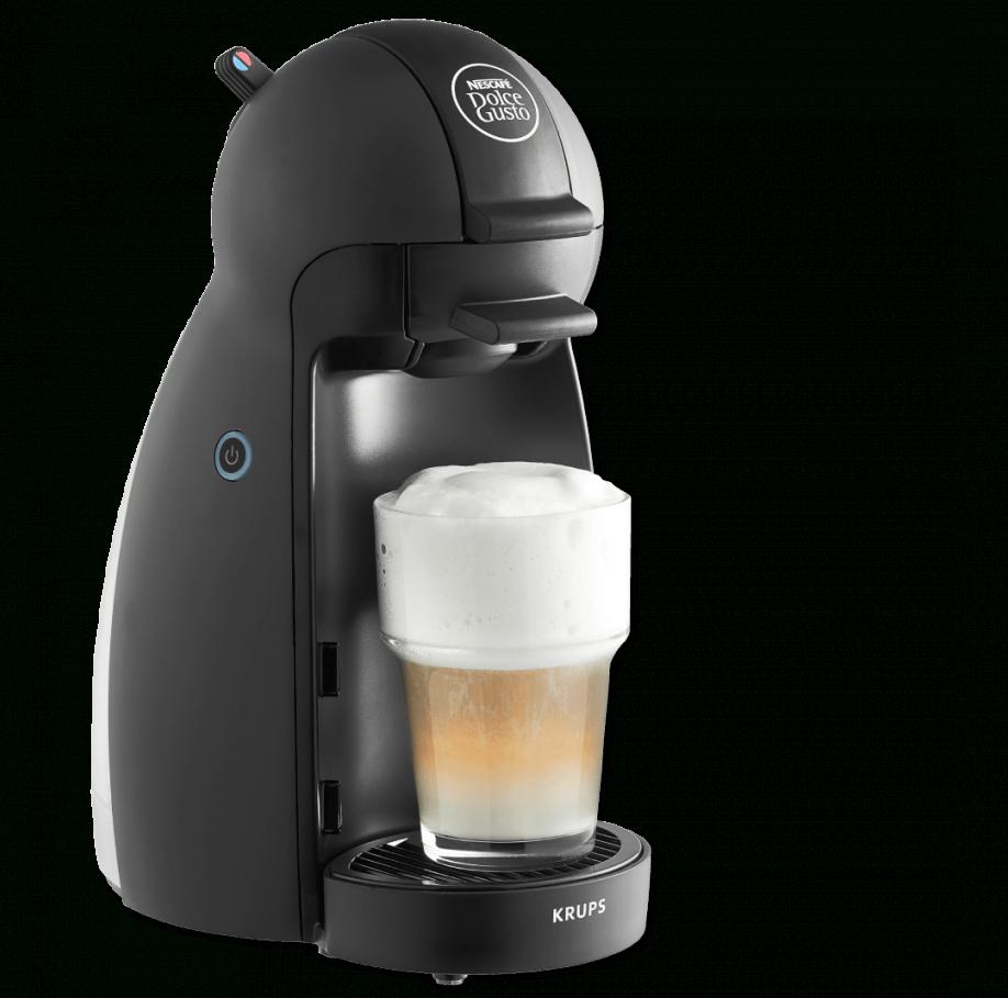 Penny Markt Krups Nescafe Dolce Gusto Piccolo Kp100B Kaffeekapsel von Real Dolce Gusto Angebot Bild
