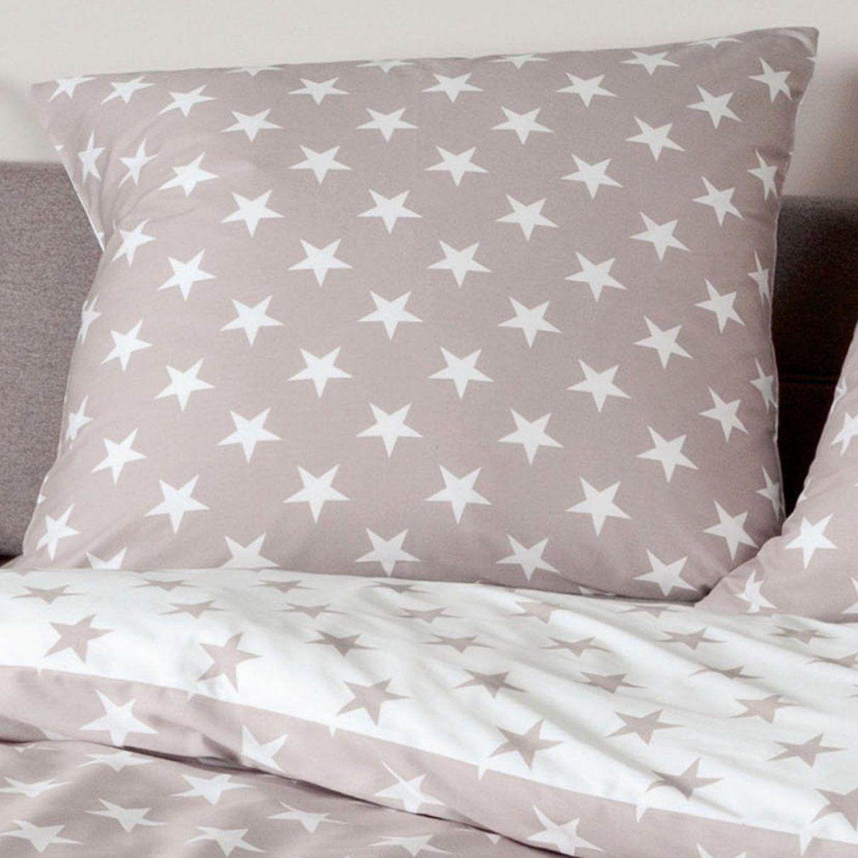 Perfekt Feinbiber Bettwäsche Sterne Zum Biberna Bettwäsche von Biberna Bettwäsche Lagerverkauf Bild